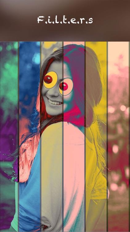 Emoji Camera - unique filters screenshot-3