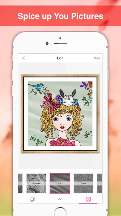 Colory: Coloring Book for Adults screenshot-4