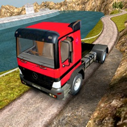 Real Offroad Driving Simulator : Hill Racing Games