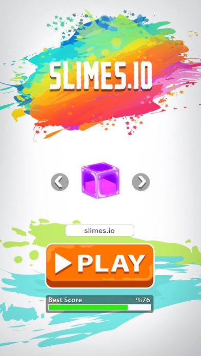 Slimes.io - 3D Color io game screenshot 5