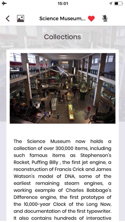 Science Museum of London screenshot-3