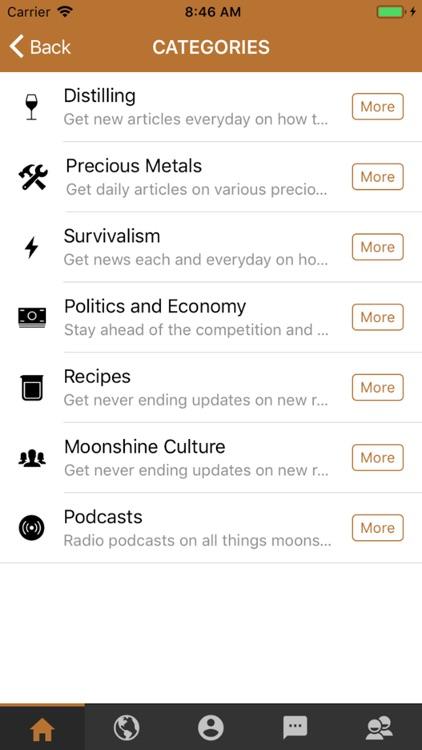 Moonshine Stills App screenshot-6