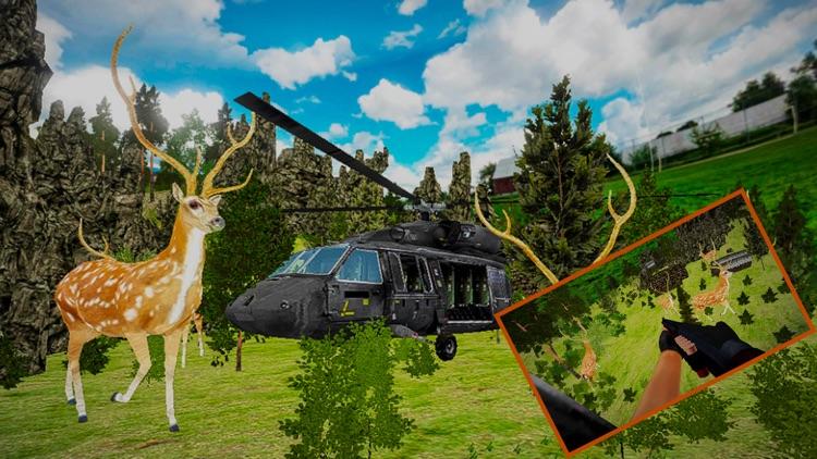 Helicopter Deer Hunting 2017 screenshot-3