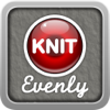 Knit Evenly Calculator
