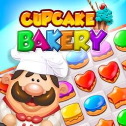 Cupcake Bakery Match 3