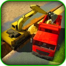 Road Builder Simulator 3D