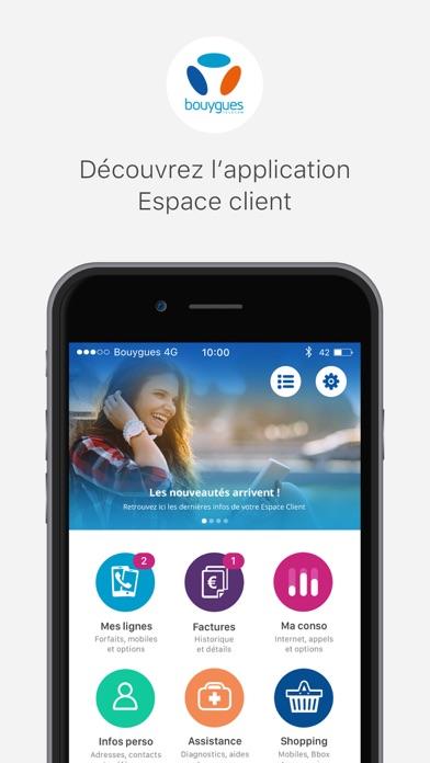 download Espace Client Bouygues Telecom apps 4