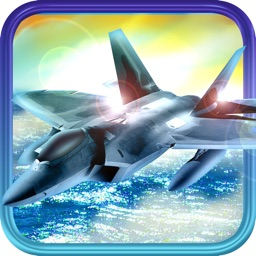Jet Pacific Flight Combat Sim-ulator 3D