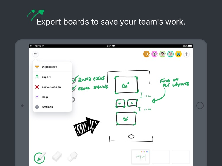 Pixelboard - Sketch Together screenshot-4