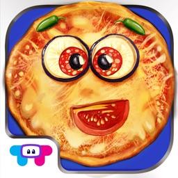 Crazy Pizza Chef