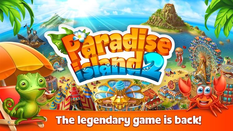 Paradise Island 2: Build your city on the beach. screenshot-0