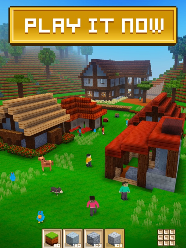 Block Craft 3D: City Building - Online Game Hack and Cheat
