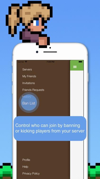 Multiplayer PE for Terraria screenshot-6