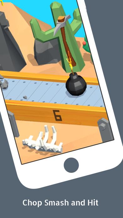 Chop Smash and Hit Screenshot