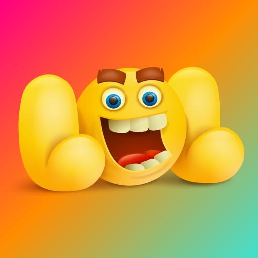 FunMoji 3D Emoji Text Stickers