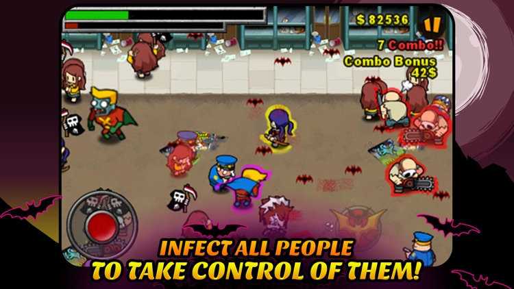 Infect Them All : Vampires screenshot-4
