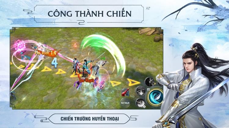 Đại Đường Võ Lâm - VNG screenshot-0