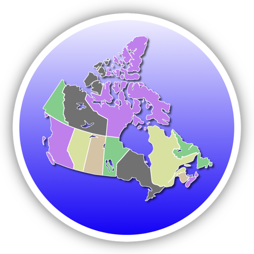 Canada Map Quiz Education Ed.