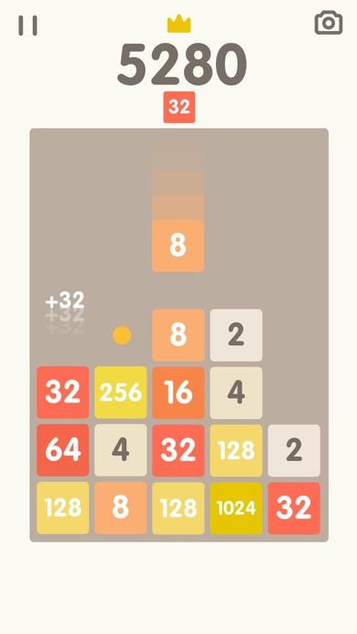 2048 Bricks screenshot 1