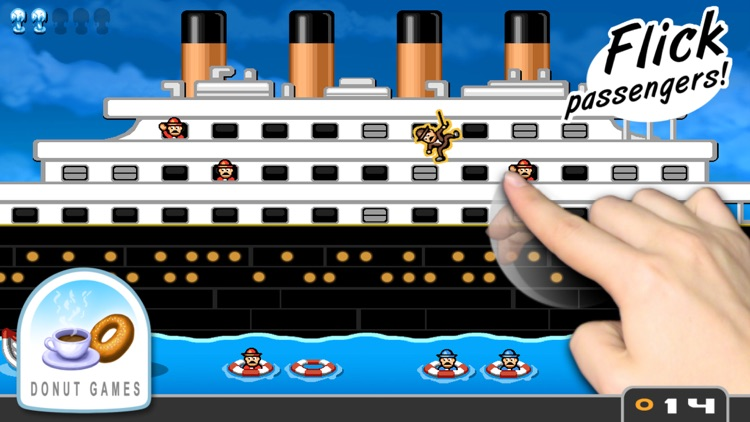 Titanic Rescue screenshot-0