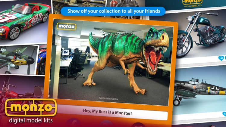 Monzo - Digital Model Builder screenshot-3