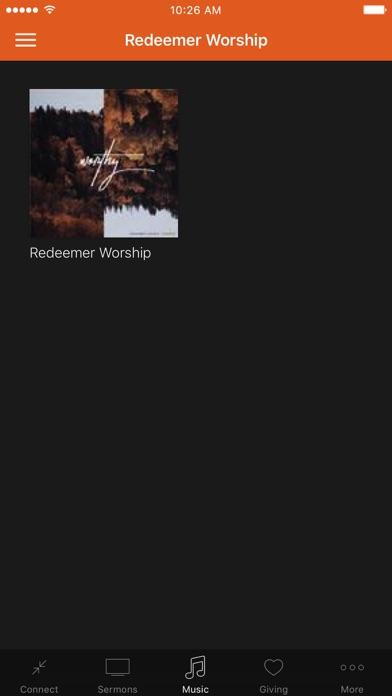 My Redeemer Church screenshot 3