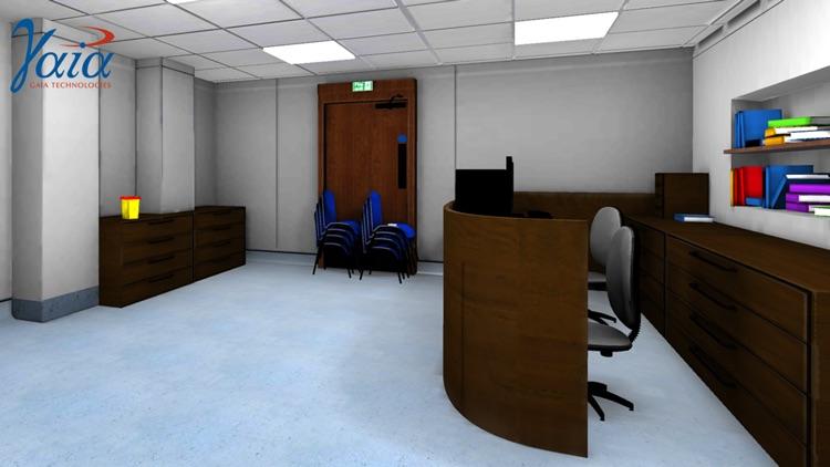 Hospital Hazard Awareness VR screenshot-4