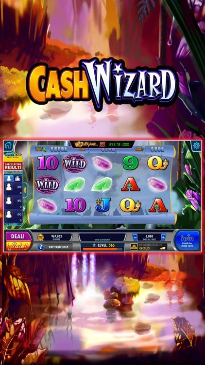 Hot Shot Casino: Slot Machines screenshot-4