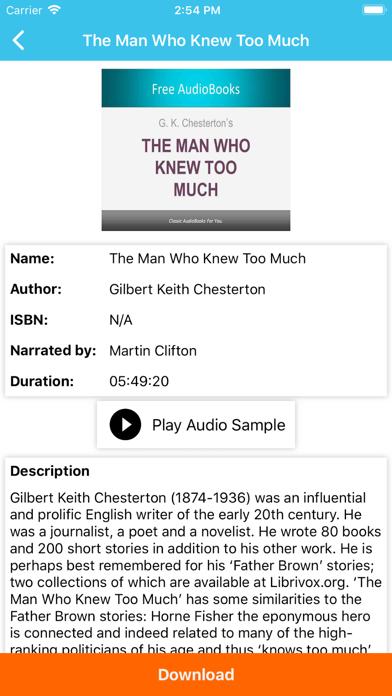 点击获取Mysteries & Thriller Audiobook