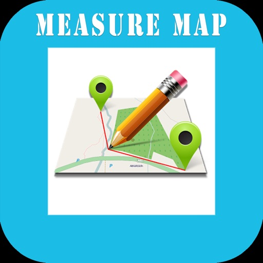 Area & Length Measuring on Map