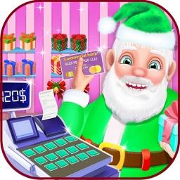 Christmas Shopping With Santa