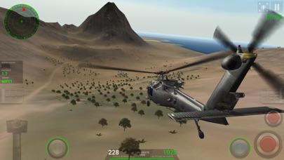 Helicopter Sim Hellfire screenshot four