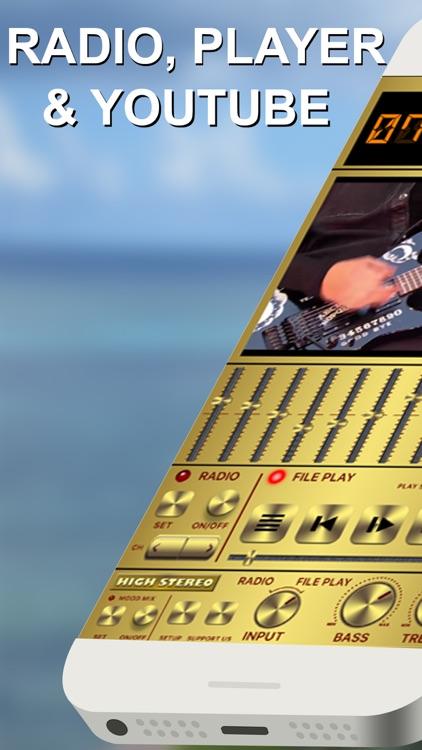 HighStereo : MP3 Music Player screenshot-0