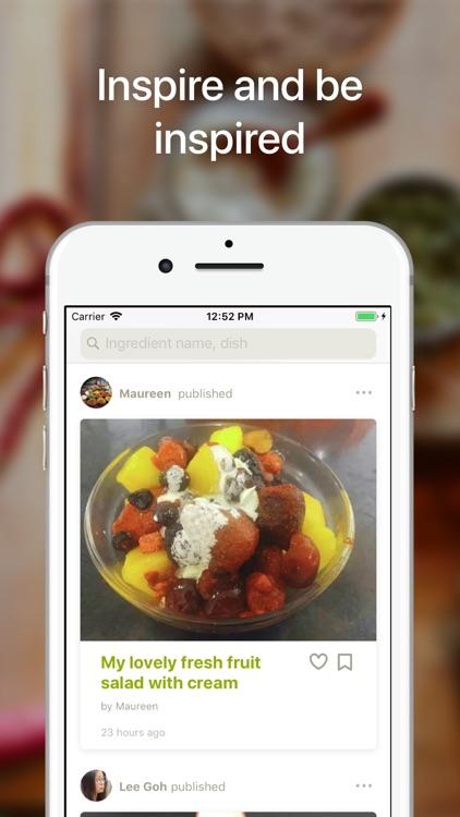 Cookpad: Recipes by home cooks screenshot-0