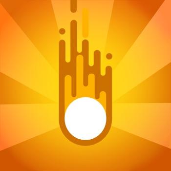 MeteorDodge! Logo