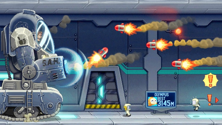 Jetpack Joyride screenshot-3