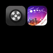 Midi DJ & SatFinder Pro HD package