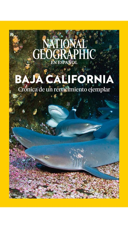 National Geographic en Español Revista screenshot-0