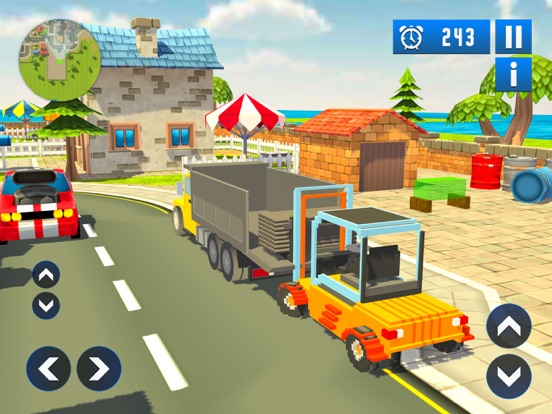 River Border Wall Construction screenshot 5