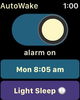 AutoWake. Smart Sleep Alarm screenshot 9