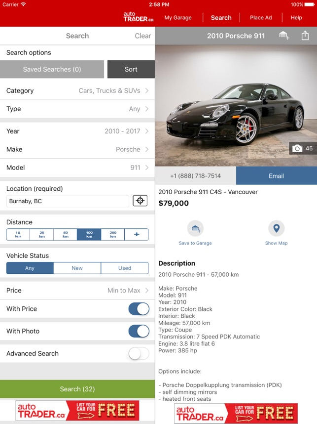 autoTRADER.ca - Auto Trader on the App Store