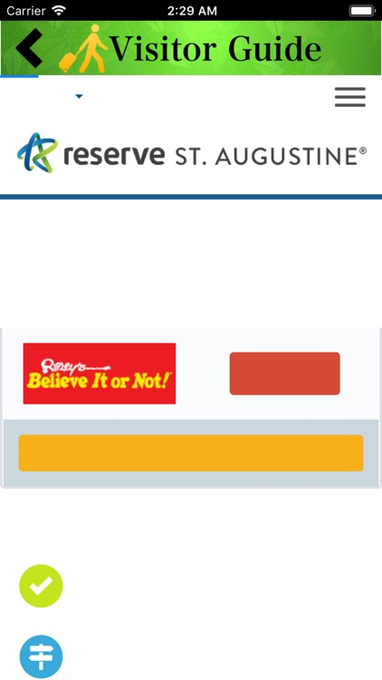 St Augustine Tourist Guide screenshot-3