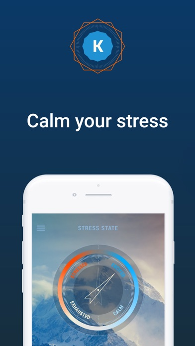 Screenshot #1 for Stress Guide