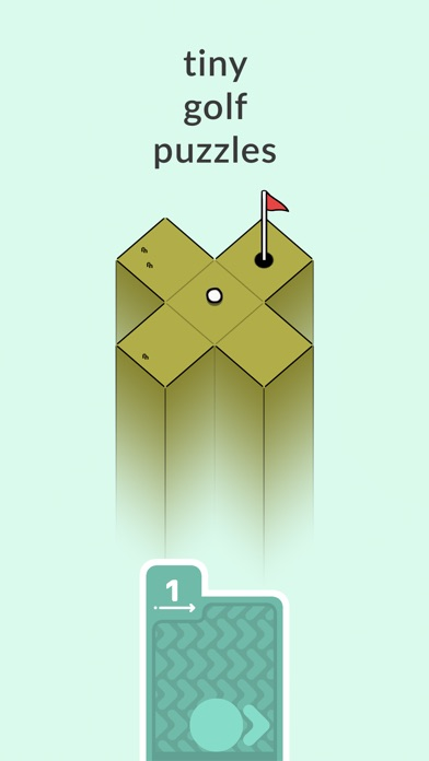 Screenshot for Golf Peaks in United States App Store
