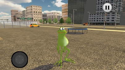 Amazing Frog Simulator City Screenshot 1