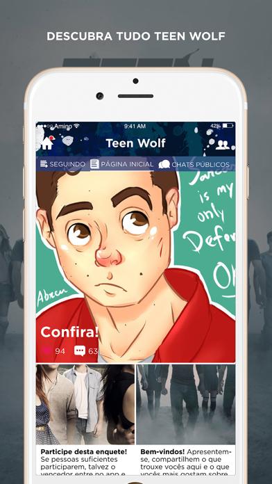 Amino para: Teen Wolf em PT-0