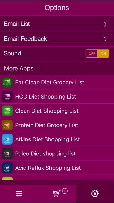 PCOS Diet Shopping Listのおすすめ画像5