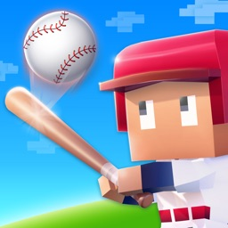 Blocky Baseball: Home Run Hero