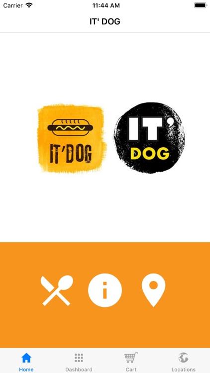 IT' DOG