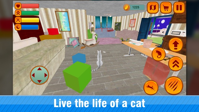 Home Pet - Cat Life Simulator on the App Store